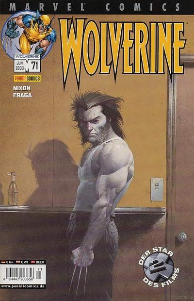 Cover for Wolverine (Panini Deutschland, 1997 series) #71