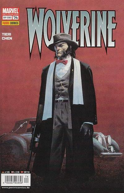Cover for Wolverine (Panini Deutschland, 1997 series) #74