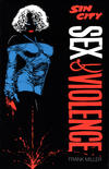 Cover for Sin City: Sex & Violence (Dark Horse, 1997 series)
