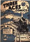 Cover for Three Aces Comics (Anglo-American Publishing Company Limited, 1941 series) #v1#5
