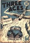 Cover for Three Aces Comics (Anglo-American Publishing Company Limited, 1941 series) #v1#6