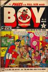 Cover for Boy Comics [Boy Illustories] (Superior Publishers Limited, 1948 series) #55