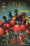 Cover for JLA: Un millón (NORMA Editorial, 2004 series) #[nn]