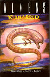 Cover for Aliens: Kidnapped (Dark Horse, 1999 series)