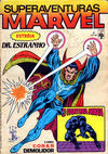 Cover for Superaventuras Marvel (Editora Abril, 1982 series) #2