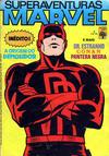 Cover for Superaventuras Marvel (Editora Abril, 1982 series) #3