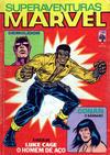 Cover for Superaventuras Marvel (Editora Abril, 1982 series) #4