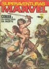 Cover for Superaventuras Marvel (Editora Abril, 1982 series) #8