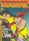 Cover for Superaventuras Marvel (Editora Abril, 1982 series) #9