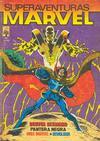 Cover for Superaventuras Marvel (Editora Abril, 1982 series) #10