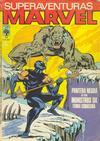 Cover for Superaventuras Marvel (Editora Abril, 1982 series) #12