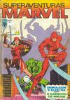 Cover for Superaventuras Marvel (Editora Abril, 1982 series) #13
