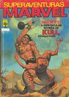 Cover for Superaventuras Marvel (Editora Abril, 1982 series) #15