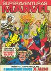 Cover for Superaventuras Marvel (Editora Abril, 1982 series) #16