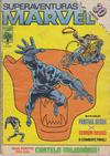 Cover for Superaventuras Marvel (Editora Abril, 1982 series) #19