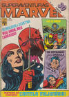 Cover for Superaventuras Marvel (Editora Abril, 1982 series) #20