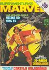 Cover for Superaventuras Marvel (Editora Abril, 1982 series) #21