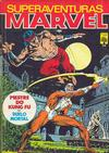 Cover for Superaventuras Marvel (Editora Abril, 1982 series) #28