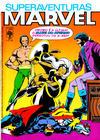 Cover for Superaventuras Marvel (Editora Abril, 1982 series) #31