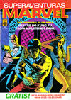 Cover for Superaventuras Marvel (Editora Abril, 1982 series) #33