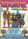 Cover for Superaventuras Marvel (Editora Abril, 1982 series) #34