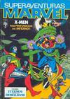 Cover for Superaventuras Marvel (Editora Abril, 1982 series) #35