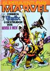 Cover for Superaventuras Marvel (Editora Abril, 1982 series) #36