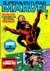 Cover for Superaventuras Marvel (Editora Abril, 1982 series) #38