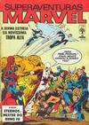 Cover for Superaventuras Marvel (Editora Abril, 1982 series) #43