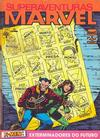 Cover for Superaventuras Marvel (Editora Abril, 1982 series) #45
