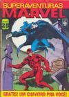 Cover for Superaventuras Marvel (Editora Abril, 1982 series) #46