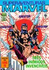 Cover for Superaventuras Marvel (Editora Abril, 1982 series) #47