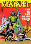 Cover for Superaventuras Marvel (Editora Abril, 1982 series) #48