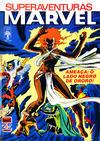 Cover for Superaventuras Marvel (Editora Abril, 1982 series) #49