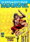 Cover for Superaventuras Marvel (Editora Abril, 1982 series) #50