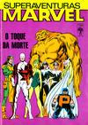 Cover for Superaventuras Marvel (Editora Abril, 1982 series) #54
