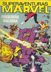 Cover for Superaventuras Marvel (Editora Abril, 1982 series) #56