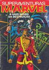 Cover for Superaventuras Marvel (Editora Abril, 1982 series) #57