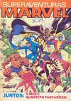 Cover for Superaventuras Marvel (Editora Abril, 1982 series) #58