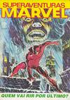 Cover for Superaventuras Marvel (Editora Abril, 1982 series) #59