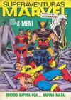 Cover for Superaventuras Marvel (Editora Abril, 1982 series) #60