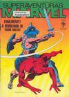 Cover for Superaventuras Marvel (Editora Abril, 1982 series) #61