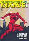 Cover for Superaventuras Marvel (Editora Abril, 1982 series) #62