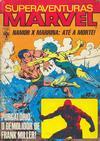 Cover for Superaventuras Marvel (Editora Abril, 1982 series) #63