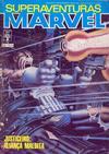 Cover for Superaventuras Marvel (Editora Abril, 1982 series) #75