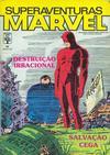 Cover for Superaventuras Marvel (Editora Abril, 1982 series) #80
