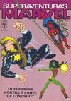 Cover for Superaventuras Marvel (Editora Abril, 1982 series) #81