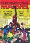 Cover for Superaventuras Marvel (Editora Abril, 1982 series) #82