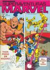 Cover for Superaventuras Marvel (Editora Abril, 1982 series) #83