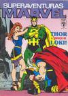 Cover for Superaventuras Marvel (Editora Abril, 1982 series) #85